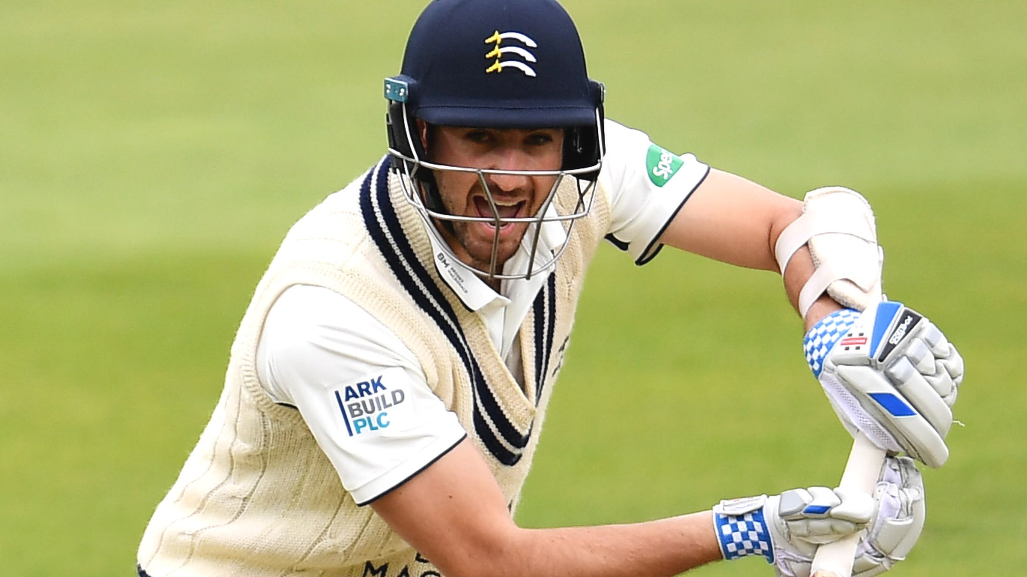 County Championship: Middlesex battle back against Durham