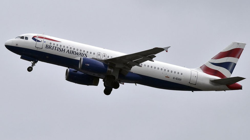 BA emergency landing forces London Gatwick runway closure