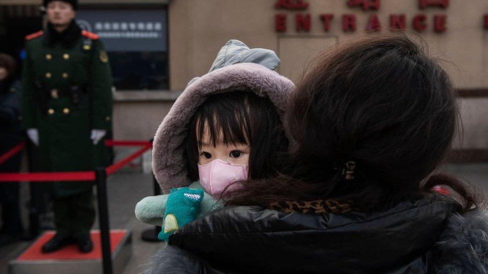 Коронавирус: первый смертельный случай вблизи границы с Россией