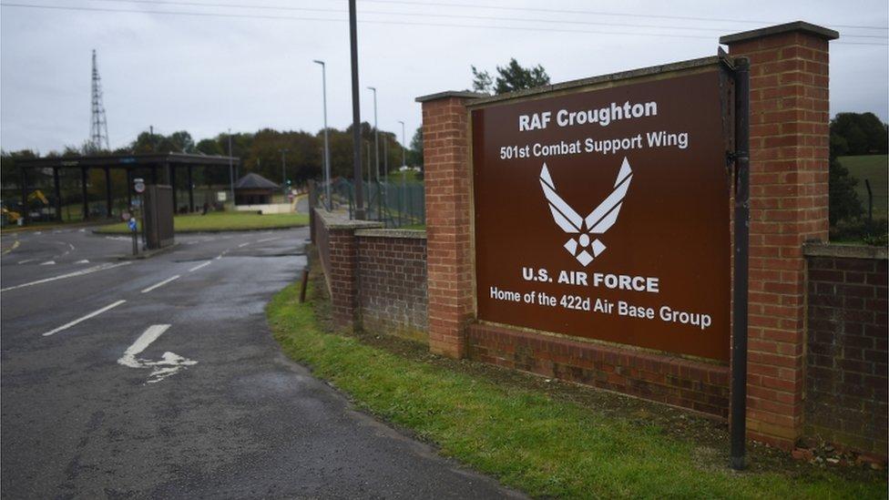 RAF Croughton