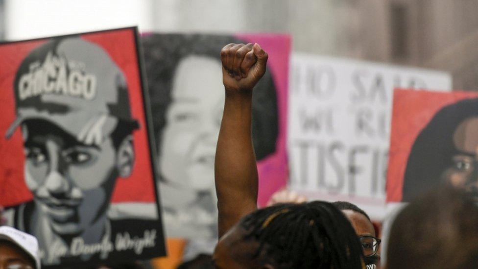 floyd protestosu