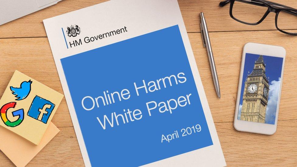 ورقة بيضاء بشأن أضرار الإنترنت