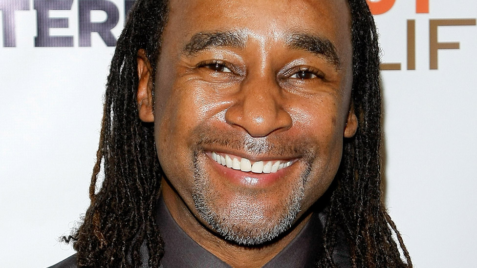 Eric Jerome Dickey in 2009