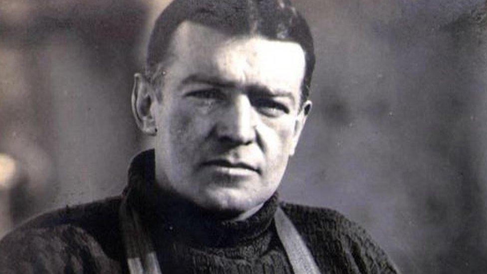Sir Ernest Shackleton, dated 1874-1922