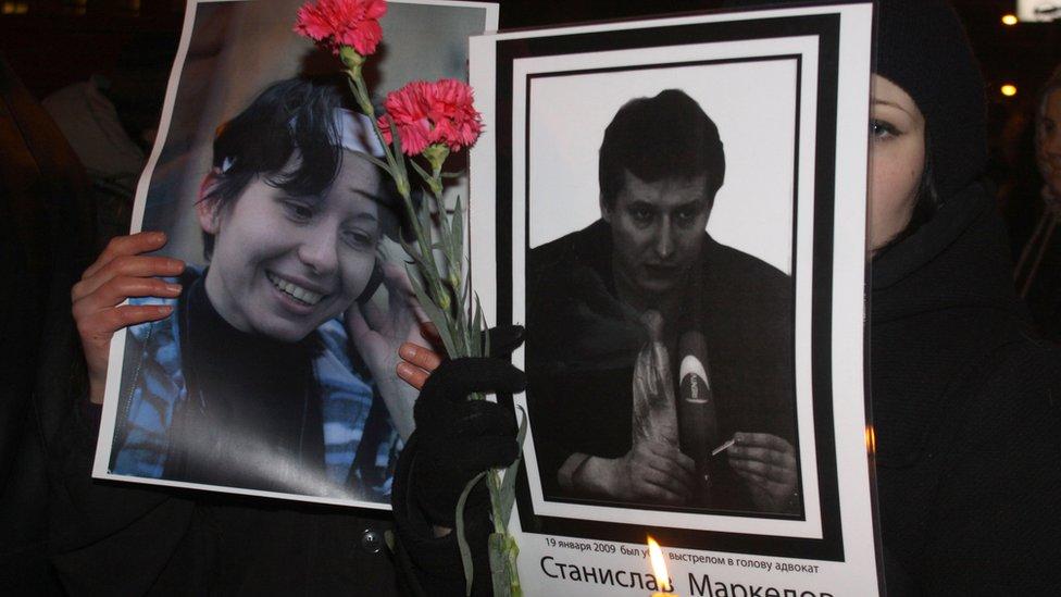 На акциях памяти Маркелова и Бабуровой задержаны более десяти человек