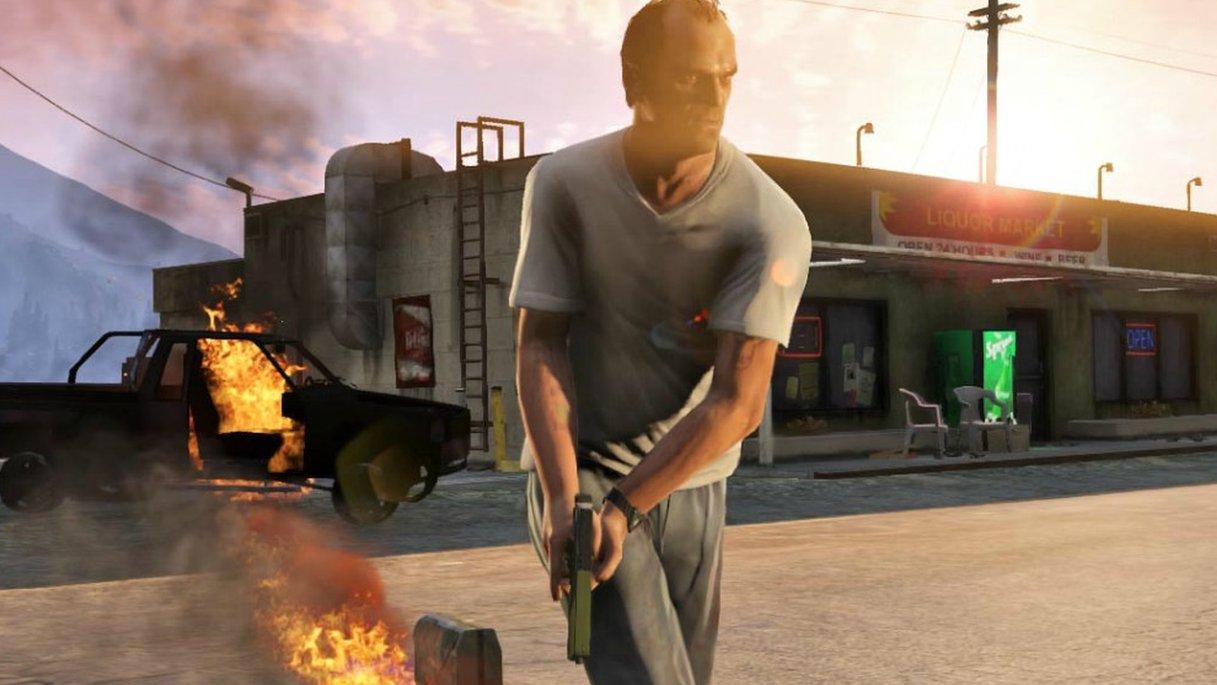 Grand Theft Auto 'cheats' homes raided