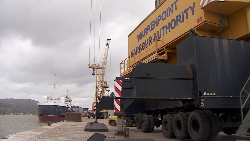 Brexit: Warrenpoint Port has buoyant start to 2019