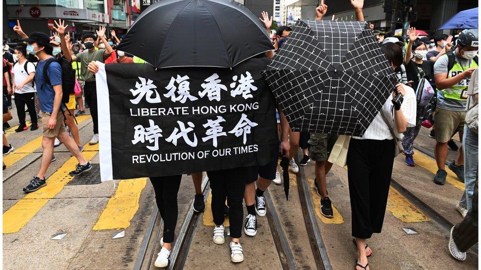 光復香港、時代革命