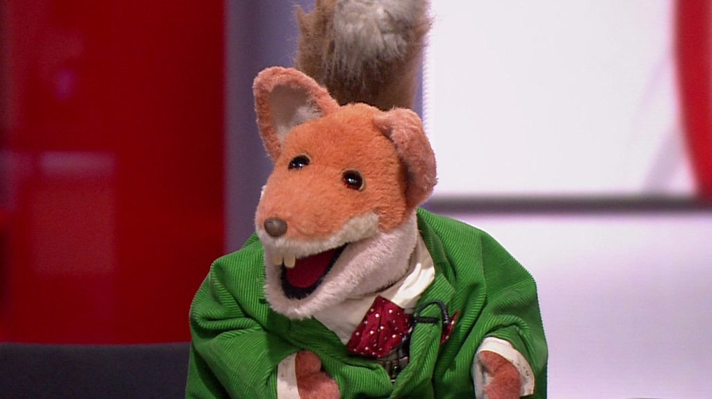 Basil Brush turns 50 - Boom Boom