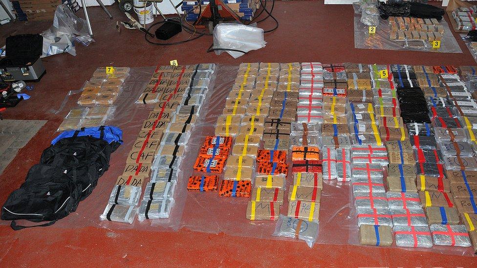 Drugs found in one ambulance