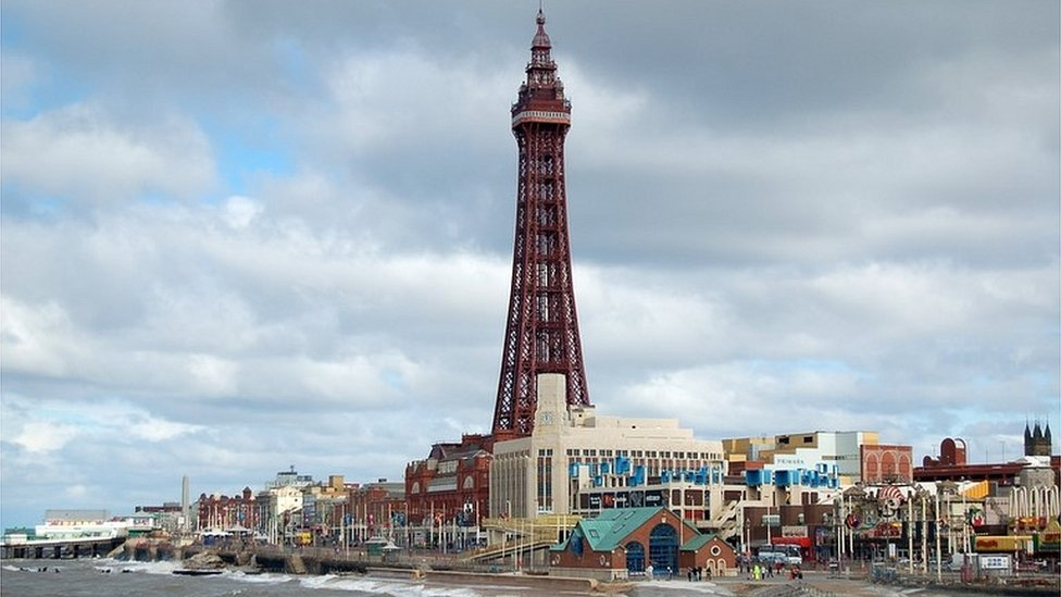 Tackling Blackpool 'deprivation' targeted in £1bn plan