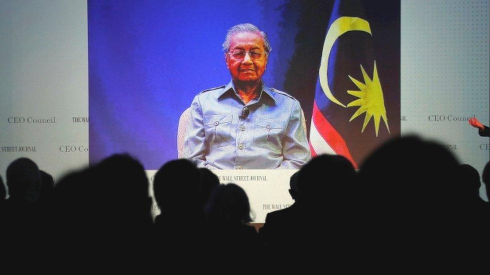 Malaysia, Mahathir