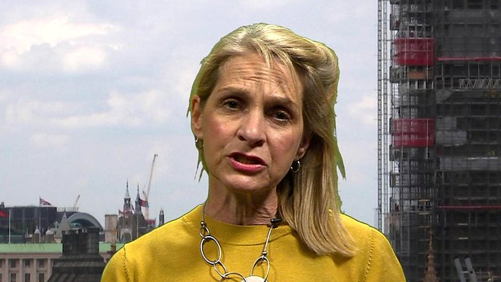 Wera Hobhouse 'angry' after Tory MP blocks upskirting law
