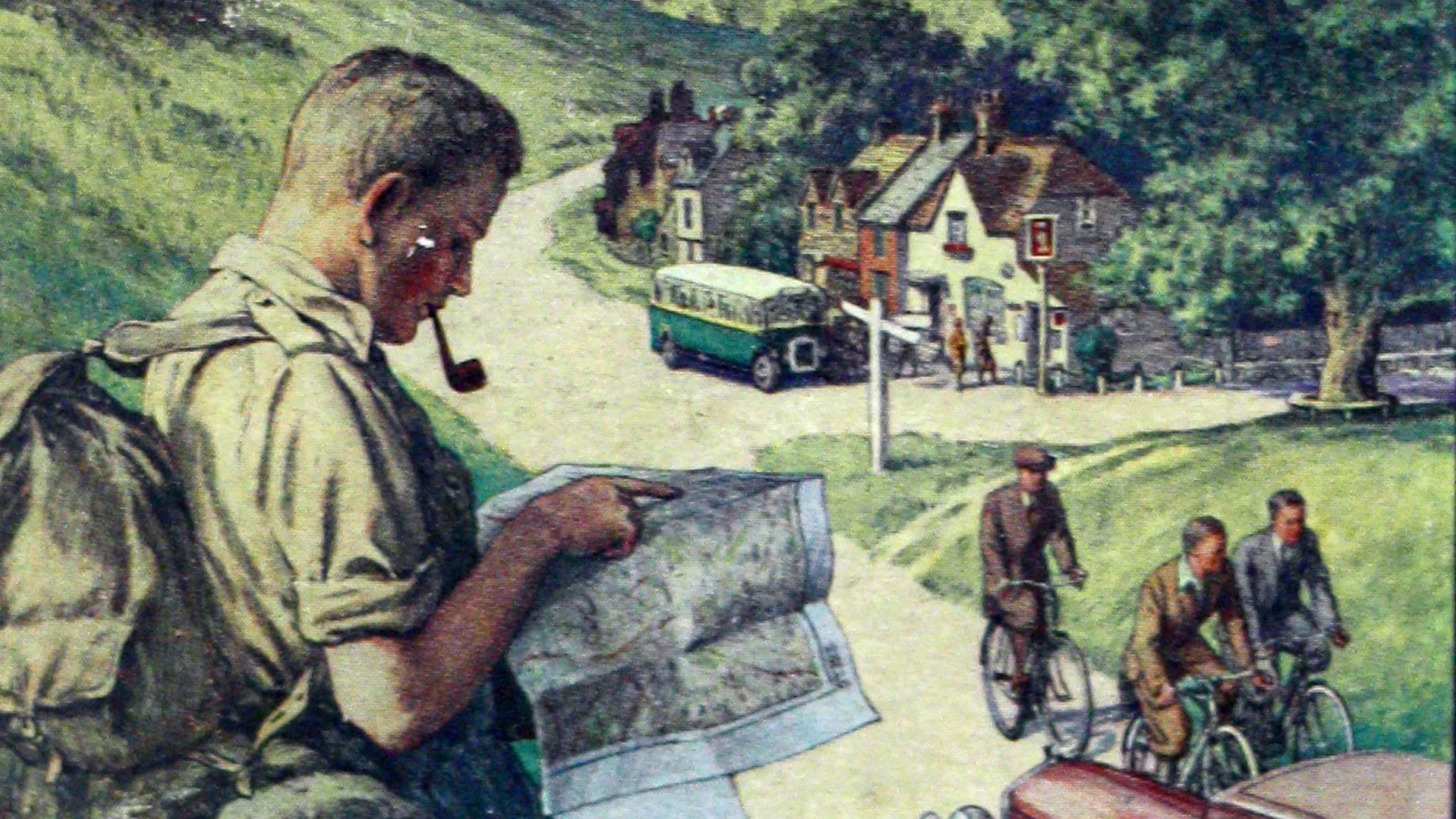 The peculiar history of the Ordnance Survey