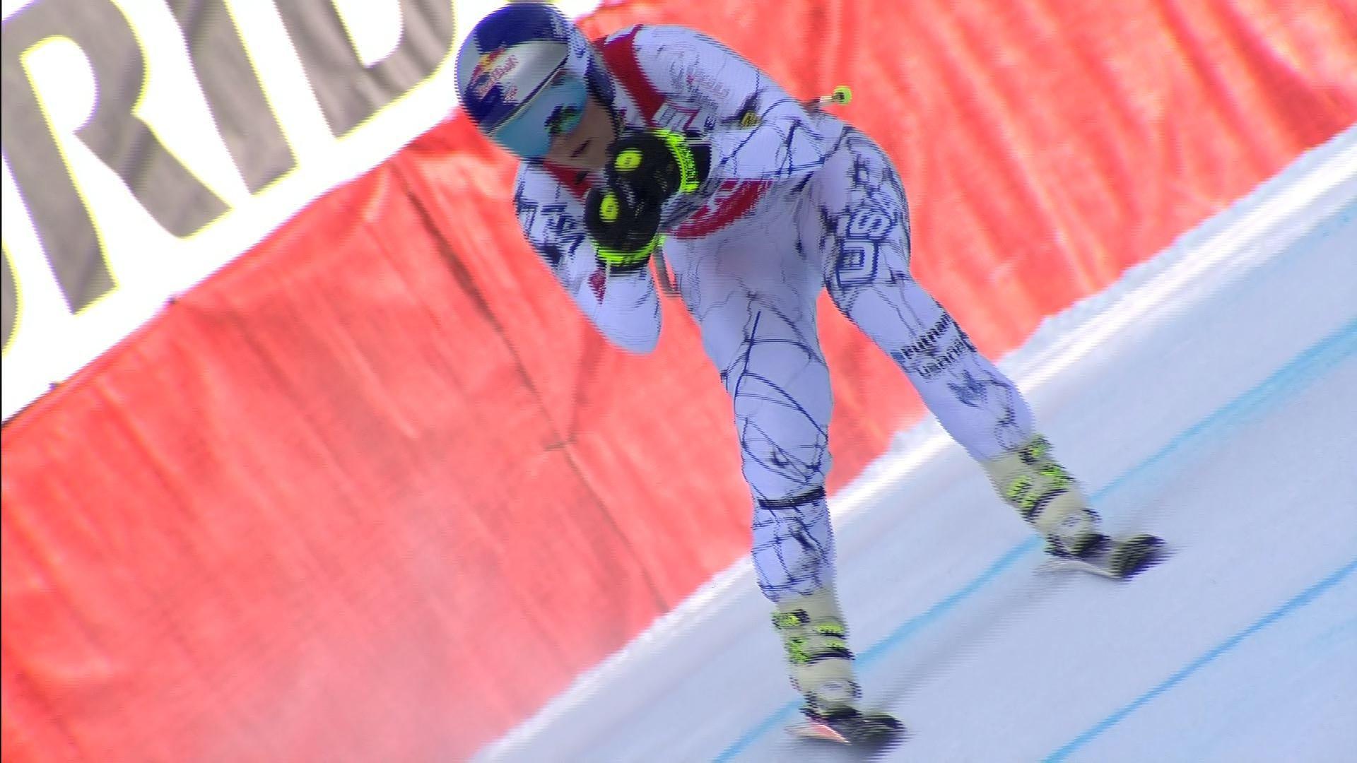 Four-time World Champion Lindsey Vonn