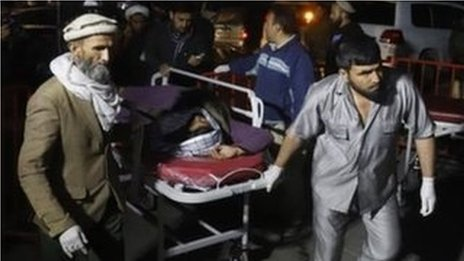 Вибух у Кабулі на зустрічі священнослужителів: щонайменше 40 загиблих