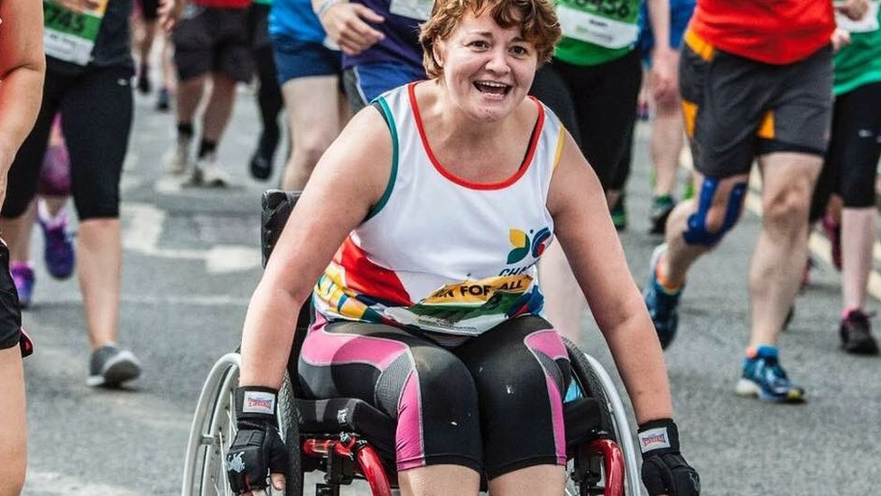 'I crowdfunded my wheelchair'