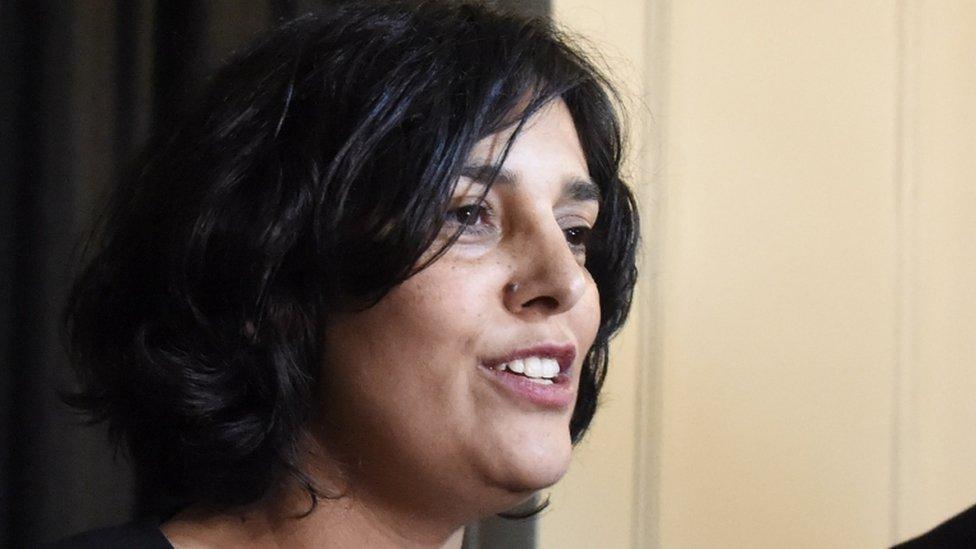 French Labour Minister Myriam El Khomri