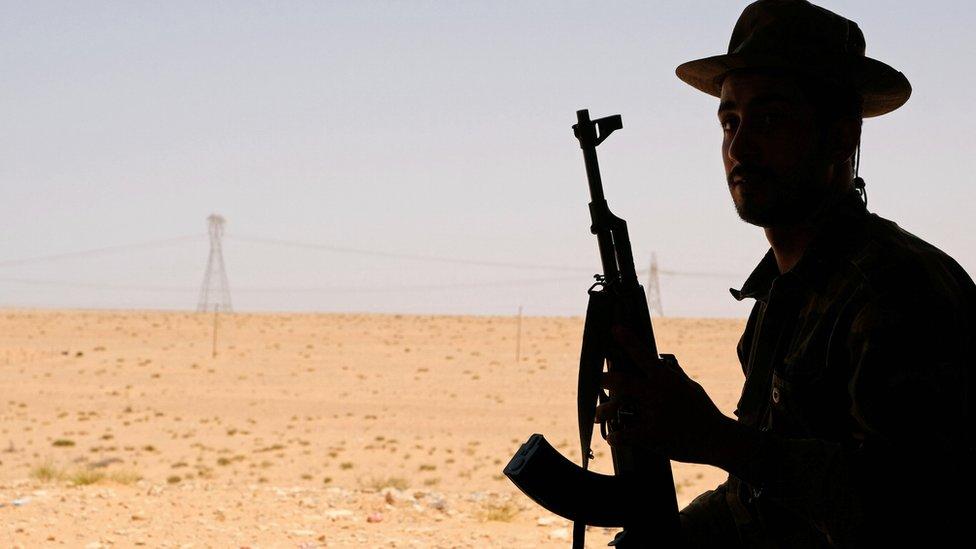 Конфликт в Ливии: борьба за нефть и отставка правительств