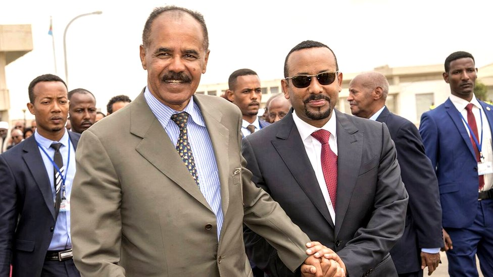 Eritrea President Isaias Afwerki 'both charismatic and brutal' - BBC News