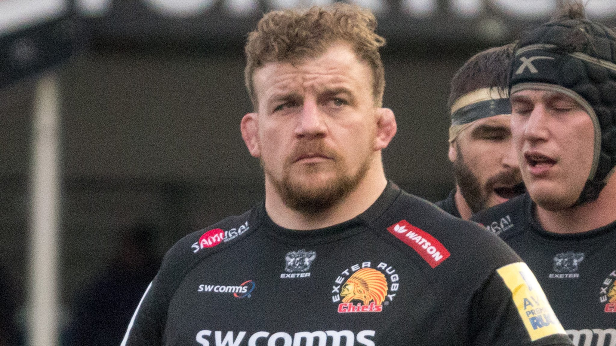 Moray Low: Exeter's former Scotland prop retires aged 34