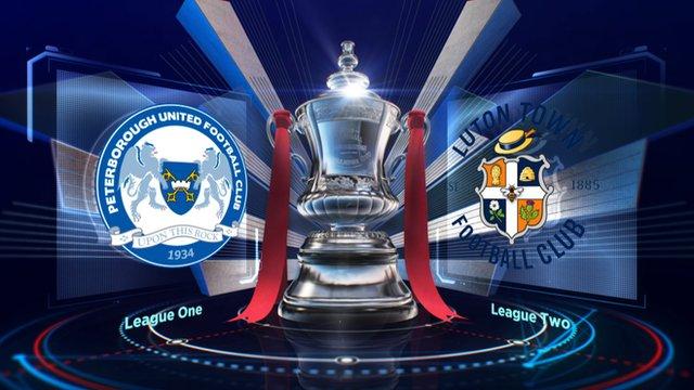 Highlights: Peterborough Utd 2-0 Luton Town