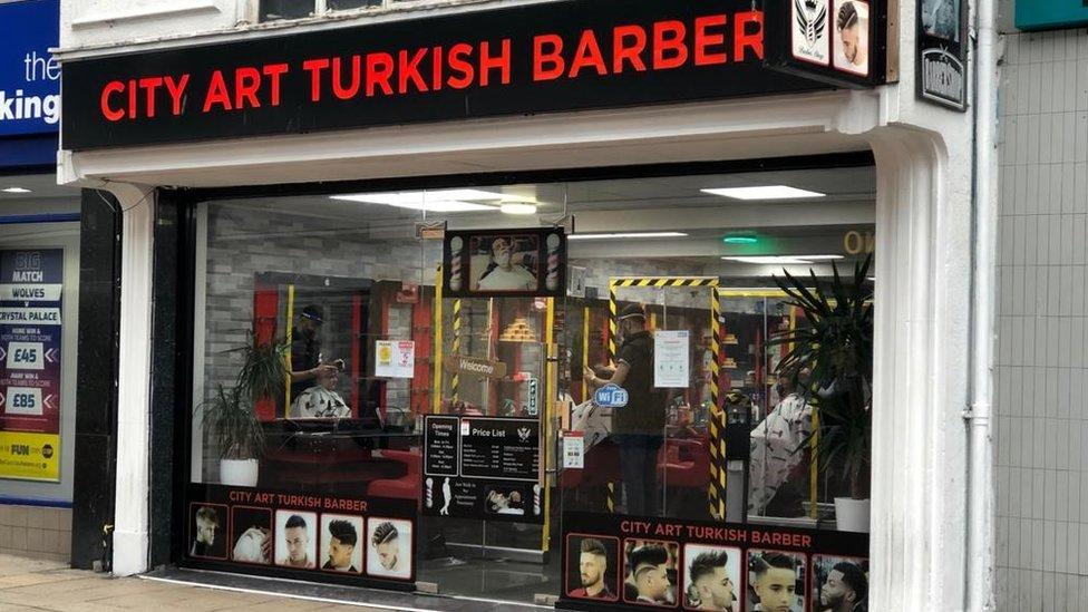 City Art Turkish Barber
