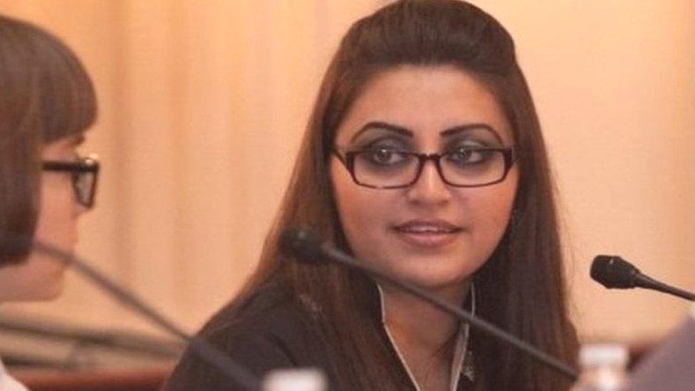 पाकिस्तान से भागकर अमरीका पहुंचीं मानवाधिकार कायकर्ता गुलालाई इस्माइल