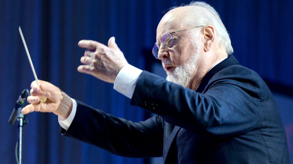 BBC News - John Williams: Composer pulls out of concerts due to illness