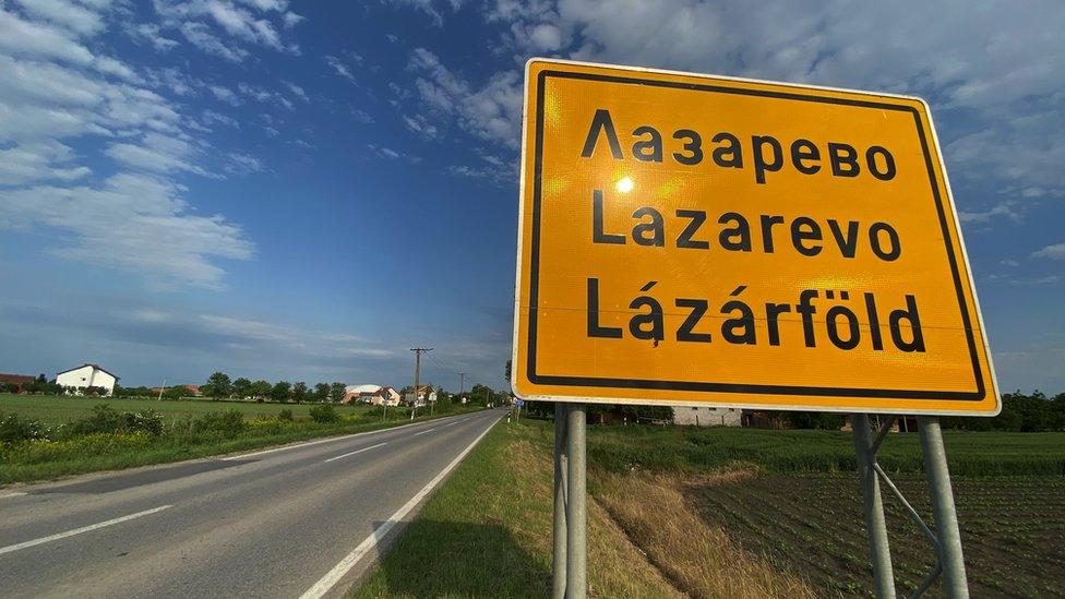 Lazarevo, 25. maj 2021.