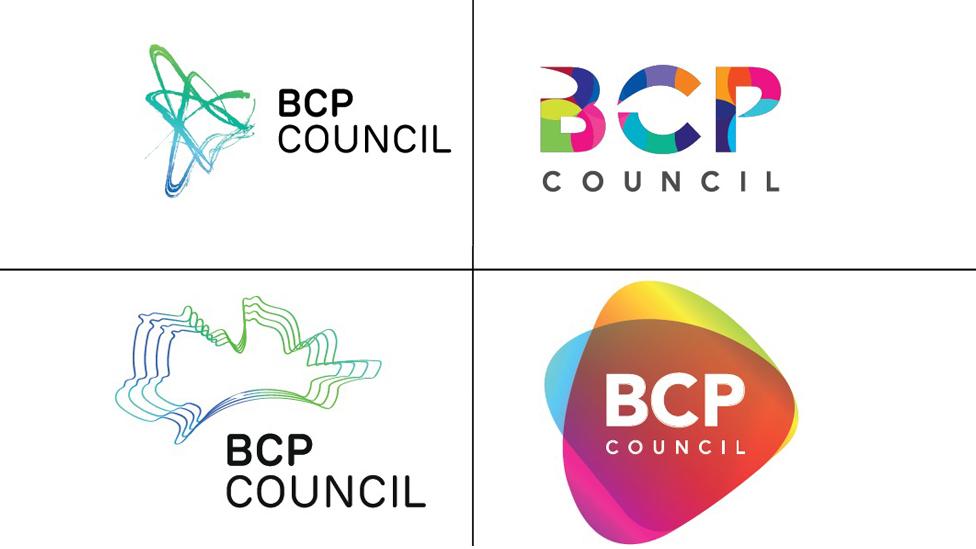 BCP council logos 'appalling' and 'terrible' say critics