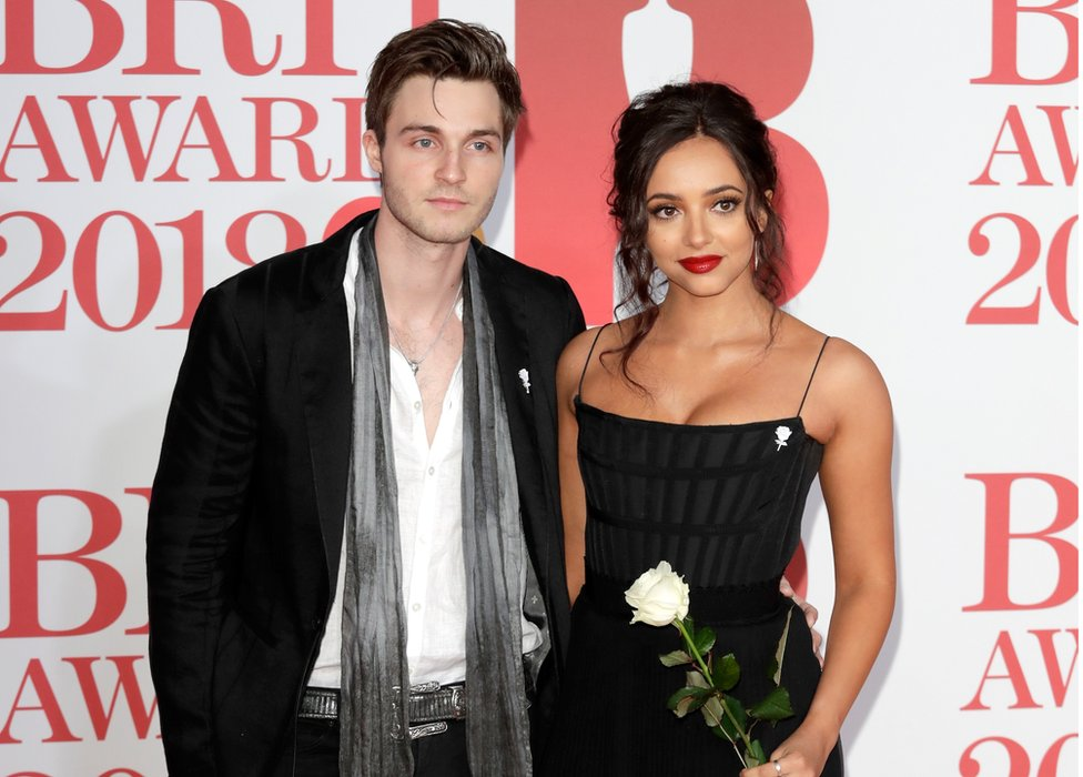 Jade Thirlwall and Jed Elliot