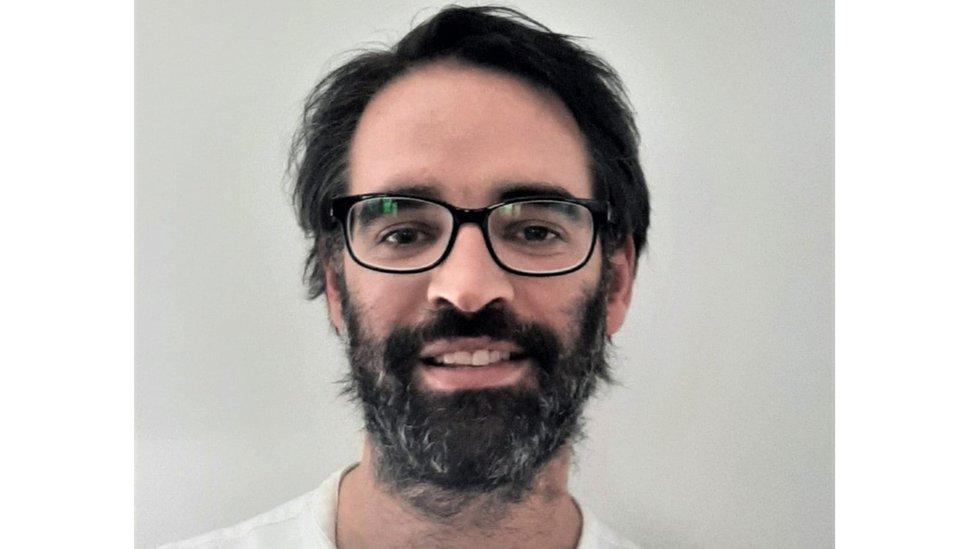Carlos Figueroa, director de incidencia y estudios del Servicio Jesuita a Migrantes (SJM).