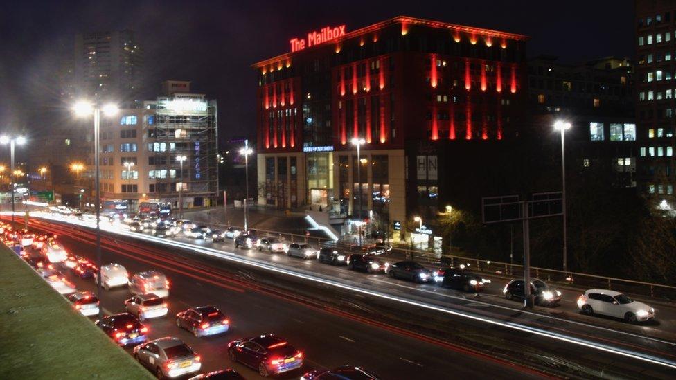 Birmingham clean air charge