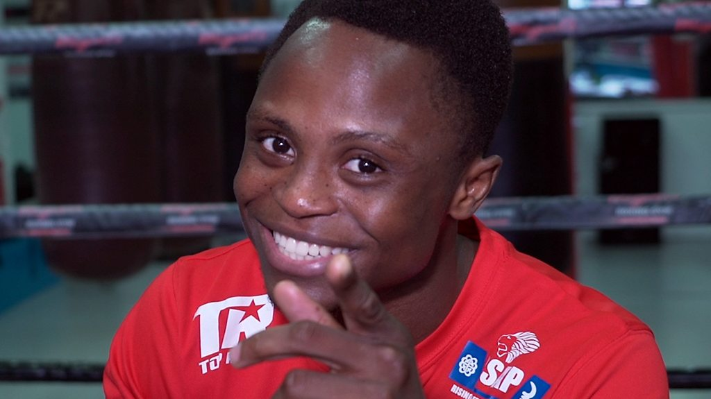 Isaac Dogboe on meeting Prince Charles, sleeping in a gym and becoming world champion