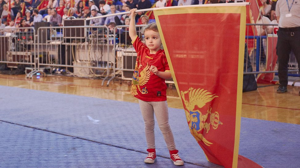 File pic of child in Montenegro
