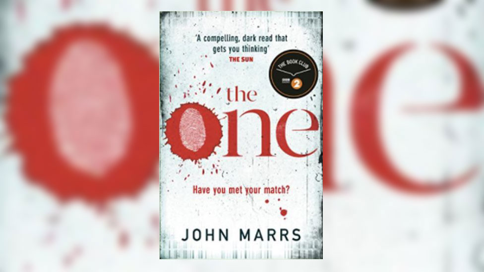 The One by John Marrs book cover
