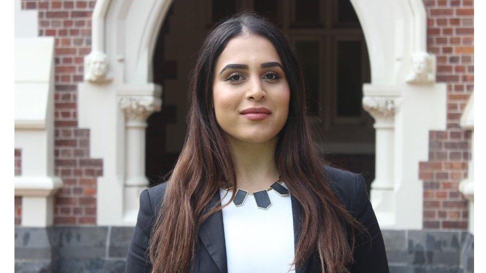ريز غاردي في كلية هارفارد للحقوق