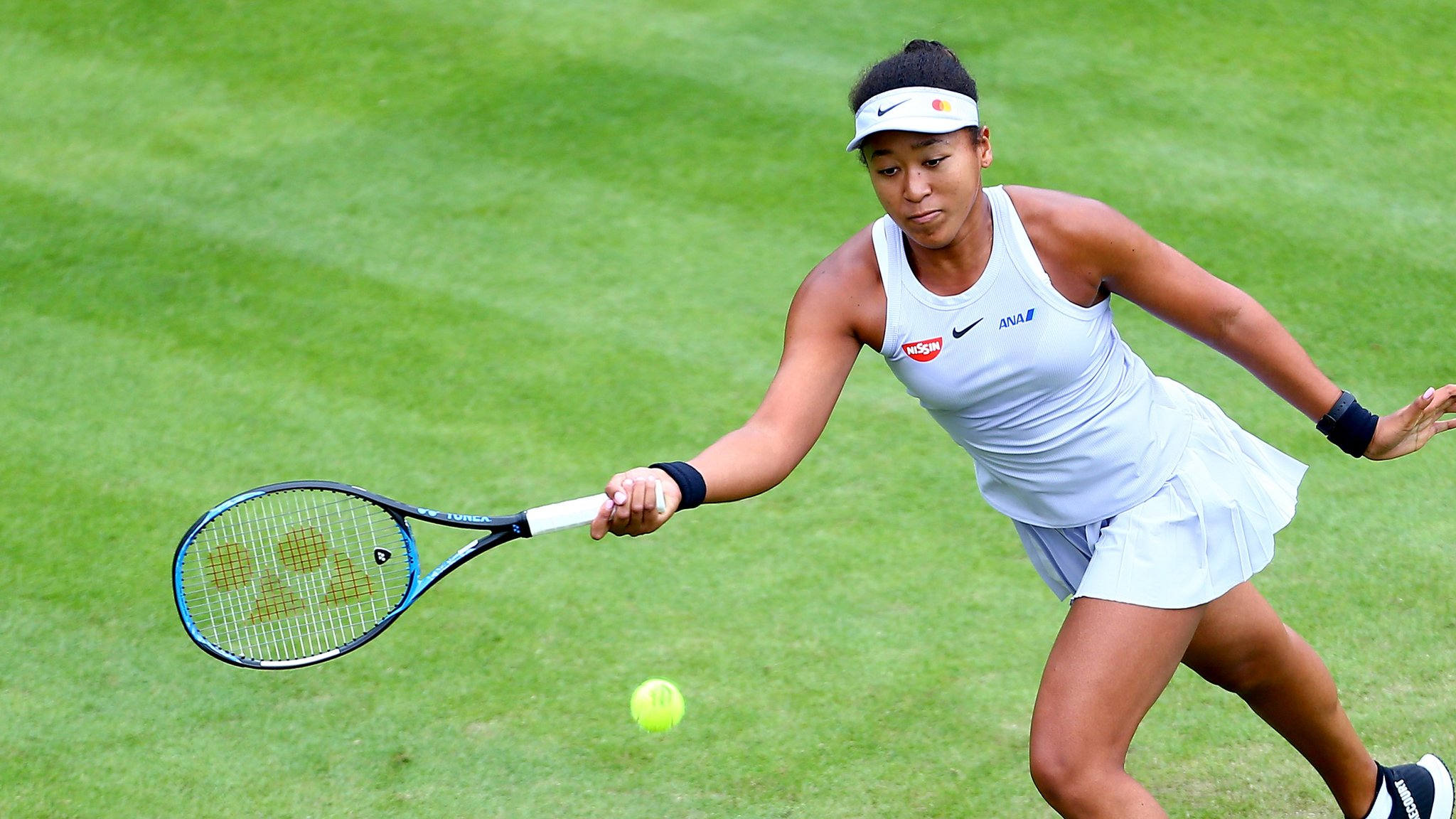 World number one Osaka suffers shock defeat in Birmingham