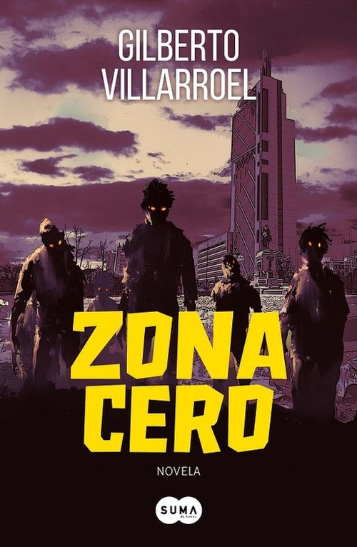 Portada del libro Zona Cero