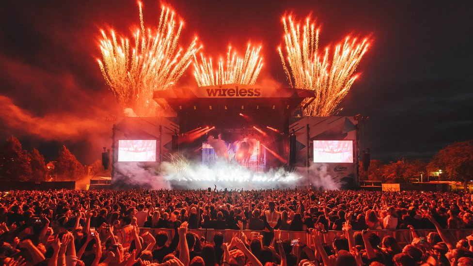 Wireless Festival: Haringey Council agrees to promoter's noise demands
