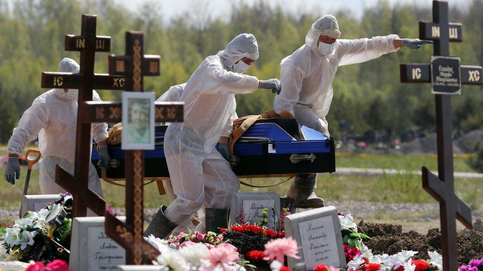 В Петербурге и Ингушетии в июне зафиксировали рекордную смертность