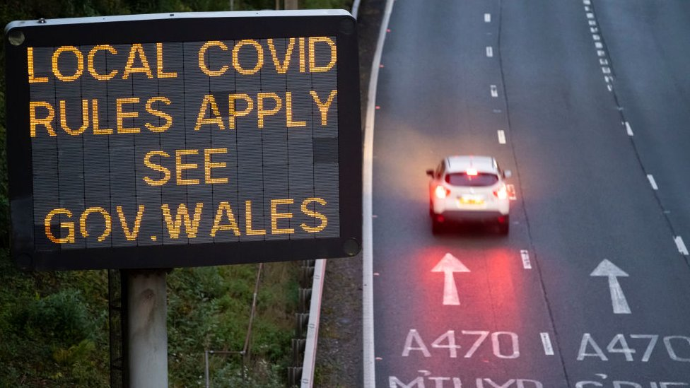 Wales brings in travel ban for United Kingdom  virus hotspots