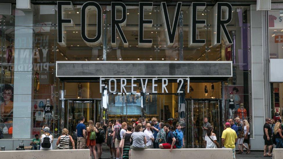 Tienda Forever 21