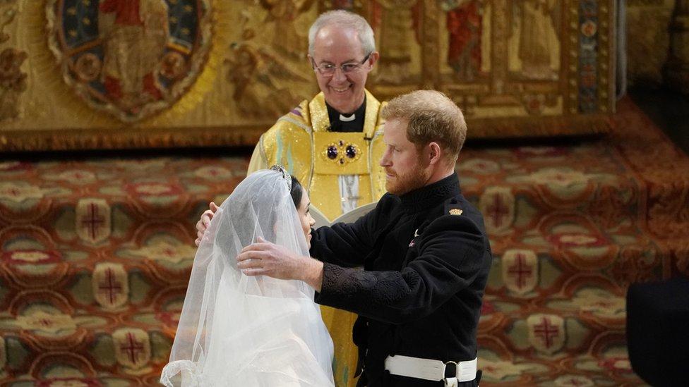 زفاف هاري وميغان