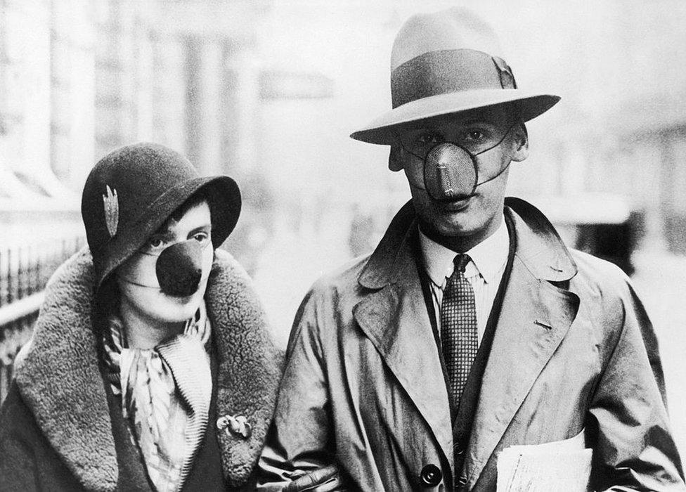 pareja en los 1930