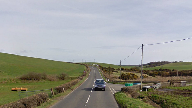 Portpatrick man identified as victim of crash near Stranraer
