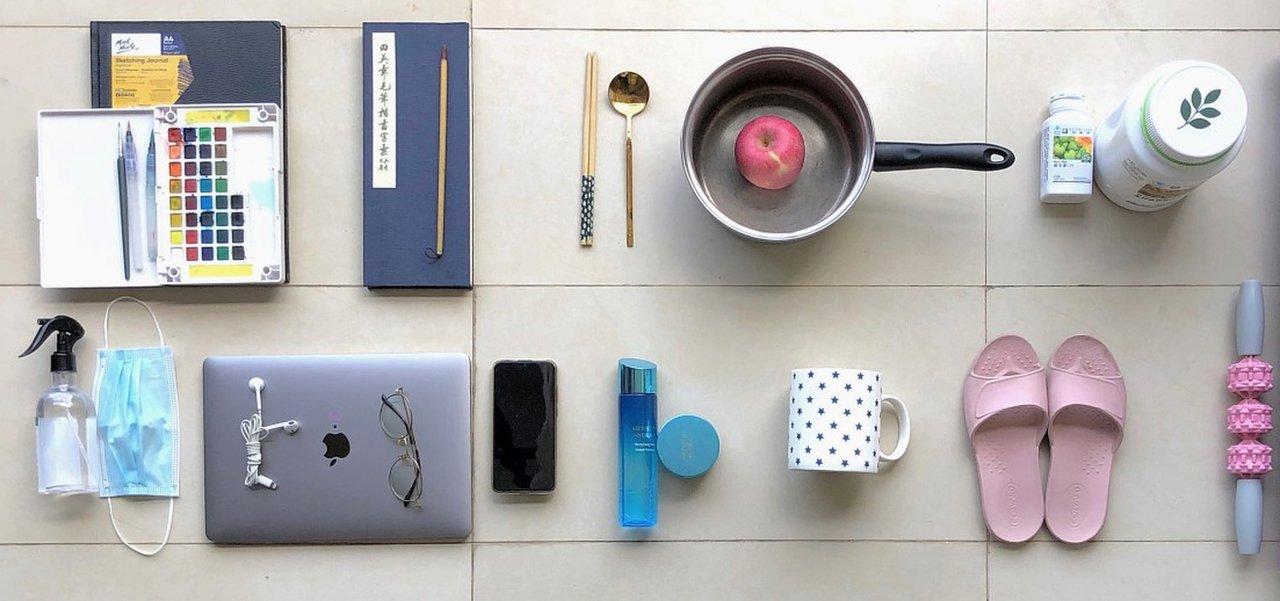 Lockdown essentials by Sibei Chen, China
