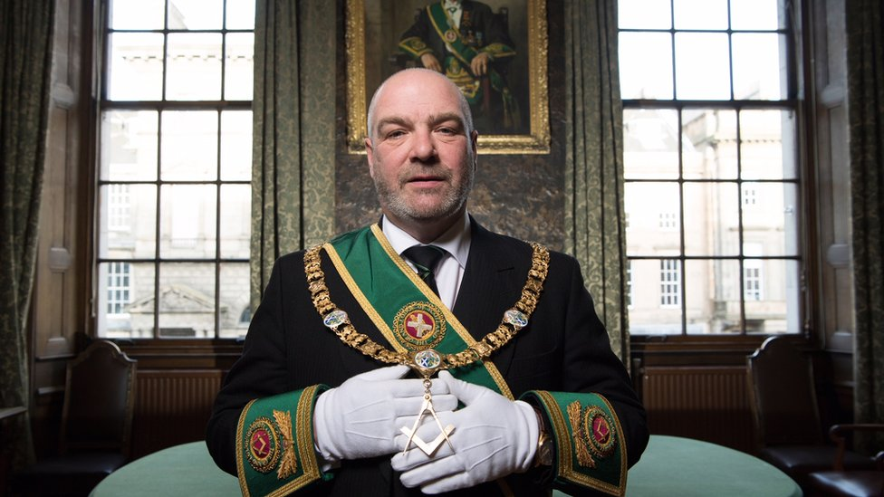 Ewan Rutherford of Sir Robert Moray Lodge, Edinburgh Ewan Rutherford of Sir Robert Moray Lodge, Edinburgh
