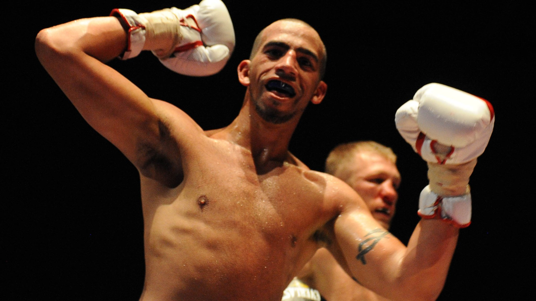 Boxer Bradley Pryce feared he 'would die in the ring' due to impaired vision